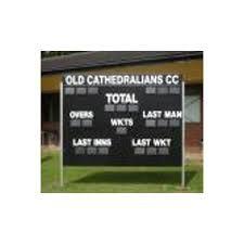 Image result for cricket score board