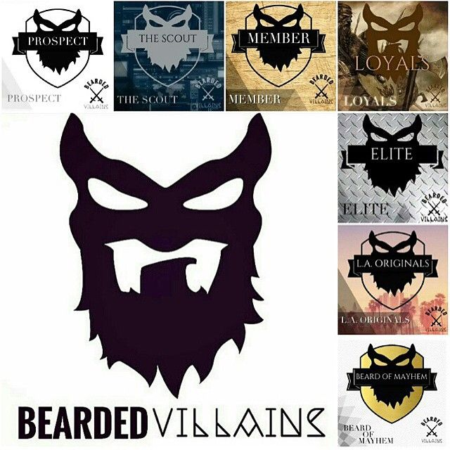 Any man holding one of these badges we salute you!!  Calling all @beardedvillains members and those that wish to be part of our amazing brotherhood follow @beardedvillains and @beardedvillainsuk the revolution has started. ⚔☠⚔ #beardedvillain #beardedvill