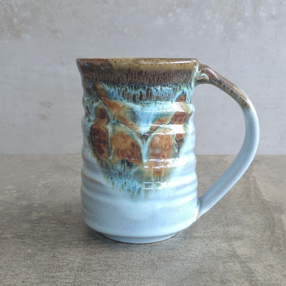 Des & Jan Howard, Lue Pottery. NSW Australia. Pottery