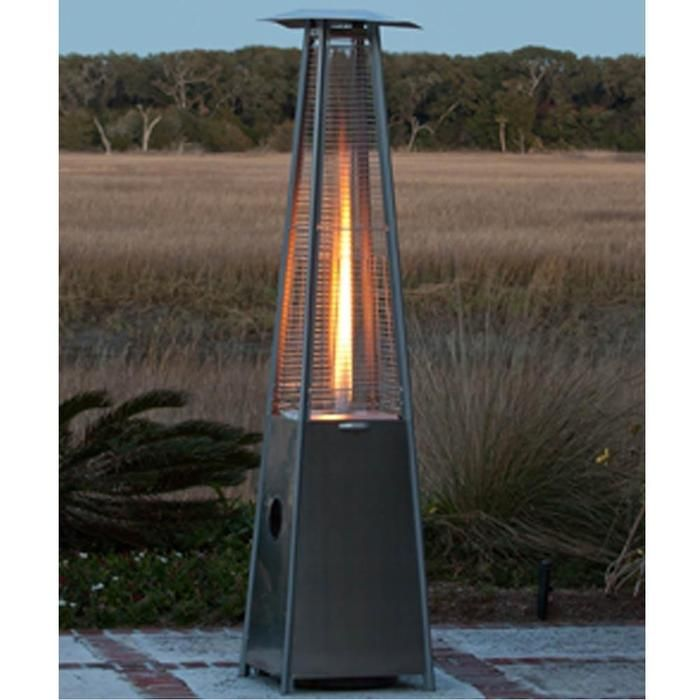 This Outdoor Heater Uses Propane Or Natural Gas And Is Great For Cold  Nights For The Deck Or Outdoor Room.