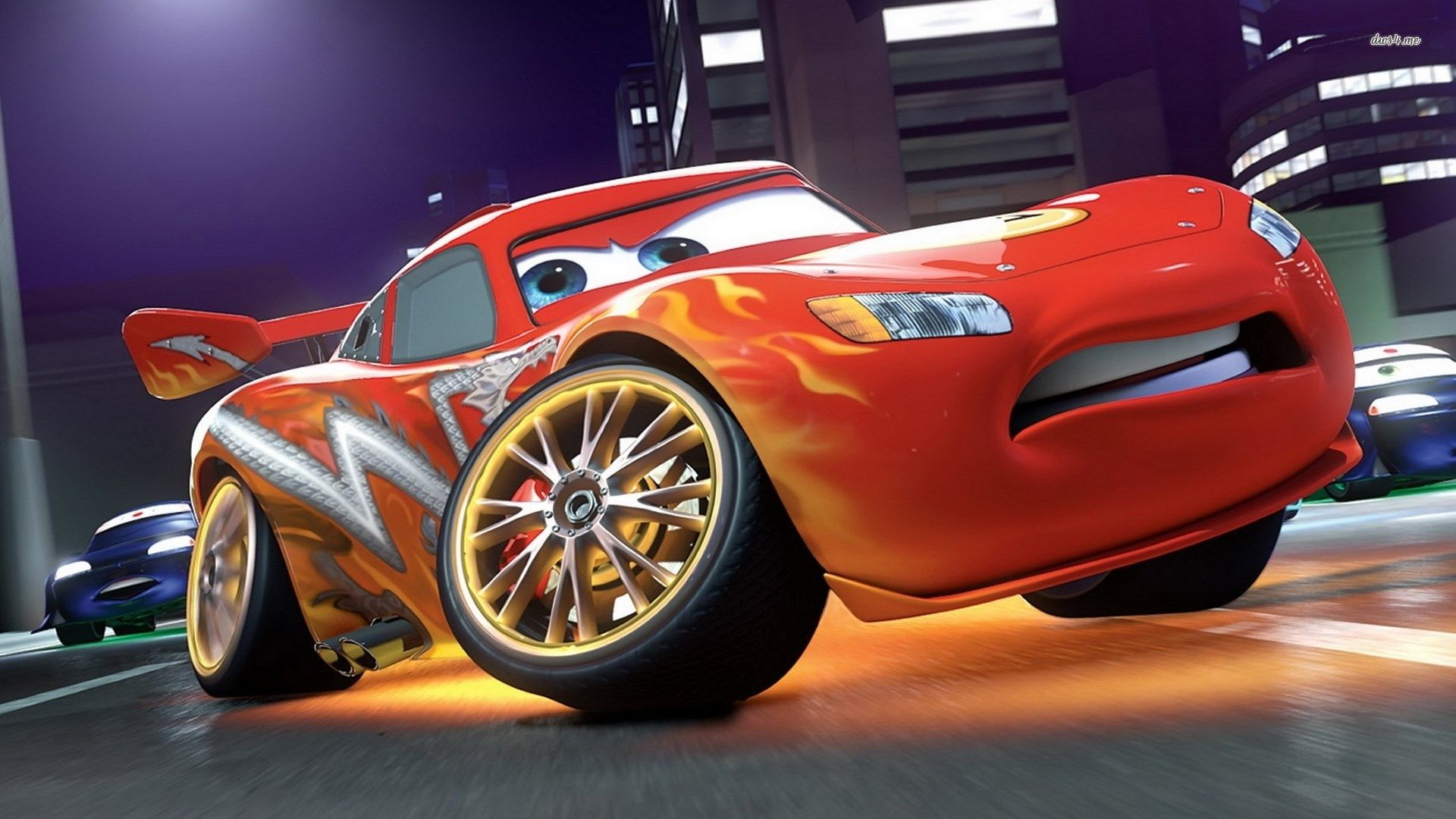 Cars 2 Background Hd Beowulf Peacock 1920x1080 Carros De Peliculas Disney Cars Peliculas Infantiles
