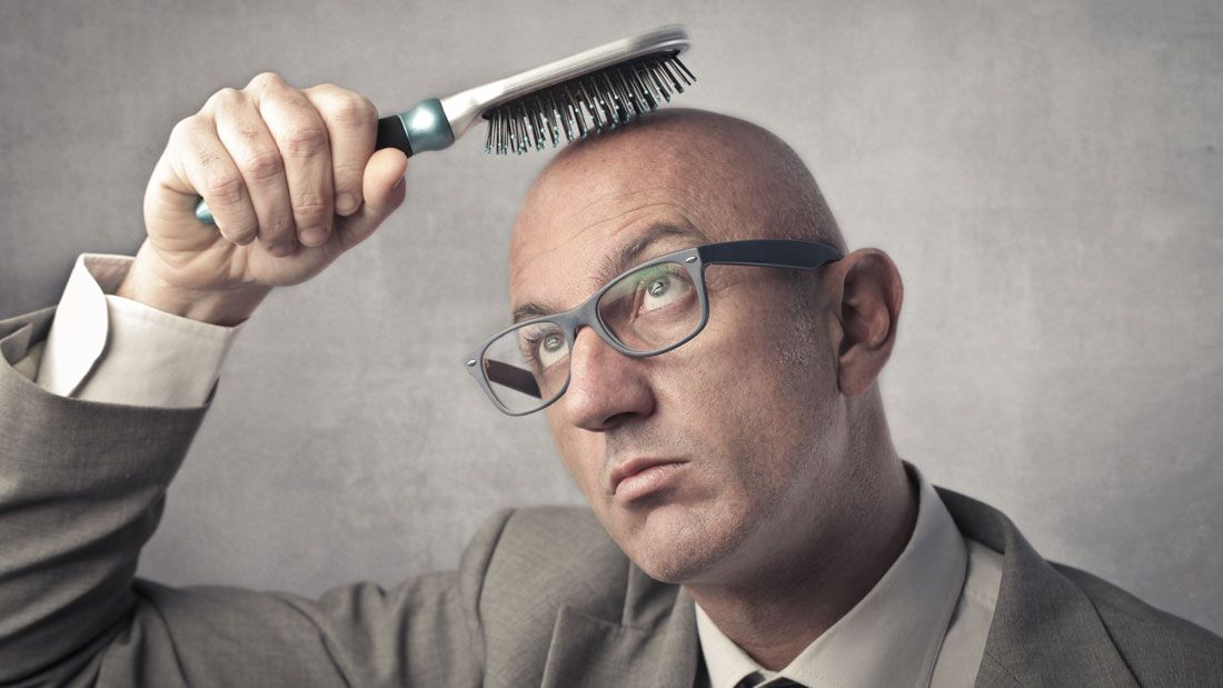 What Happens Next? How Alcohol & Baldness Are Related By Dr Keller Wortham