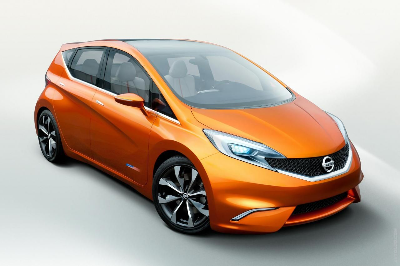 Debuting in Europe, the 2012 Invitation Concept Nissan boasted best-in-class fuel efficiency and emissions - really saying something for the compact segment.