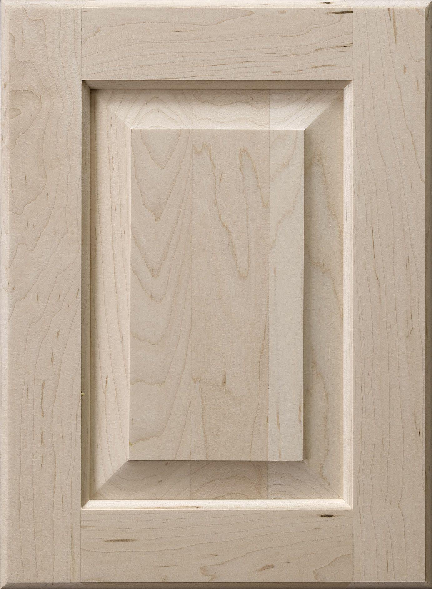 Asheville Raised Square Custom Cabinet Doors | Cabinet doors ...