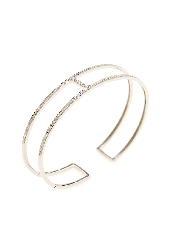 Pace diamond cuff bracelet by vendoro at gilt design inspiration