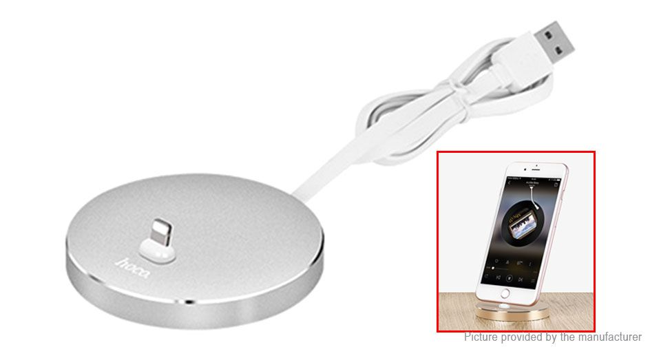 1457 authentic hoco p5 8pin charging dock charger