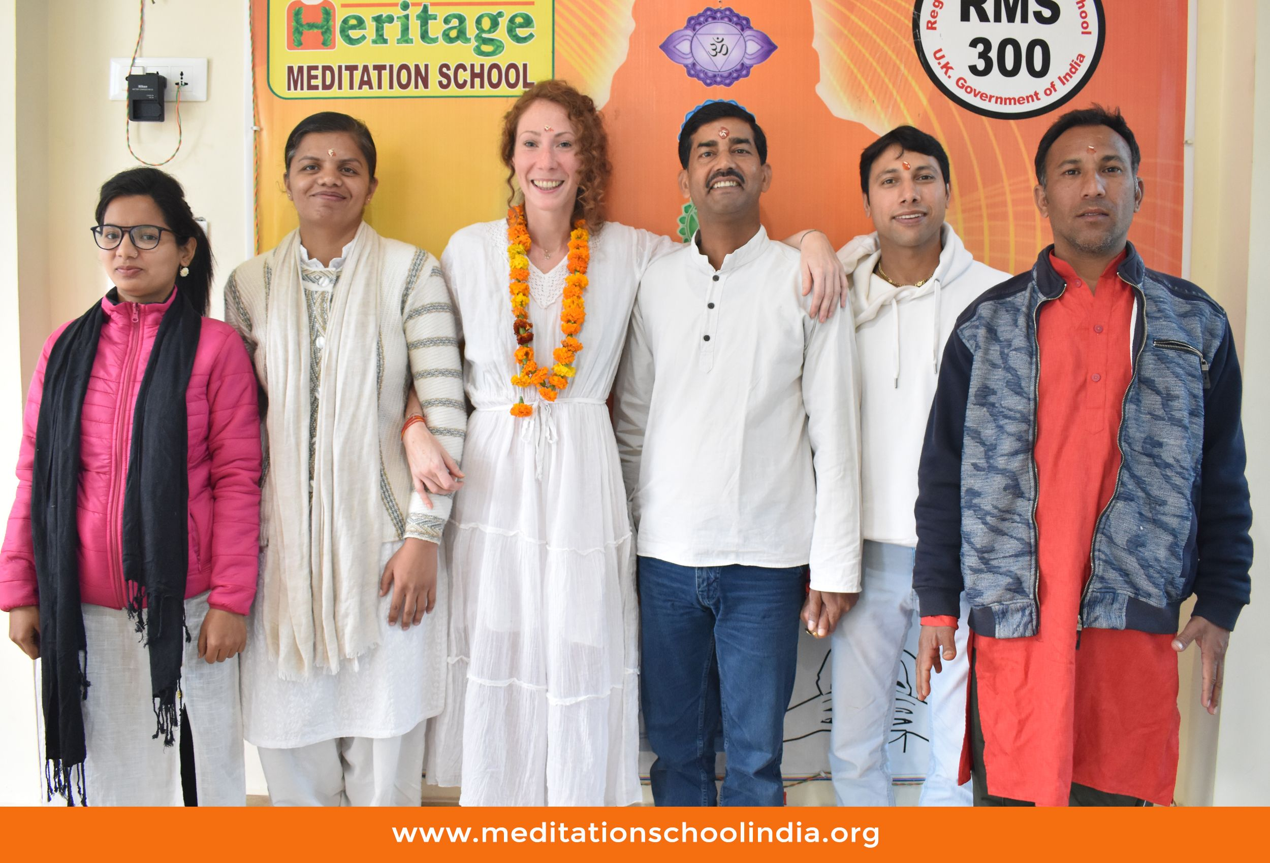 Shree Mahesh Heritage is the first Meditation School of ...