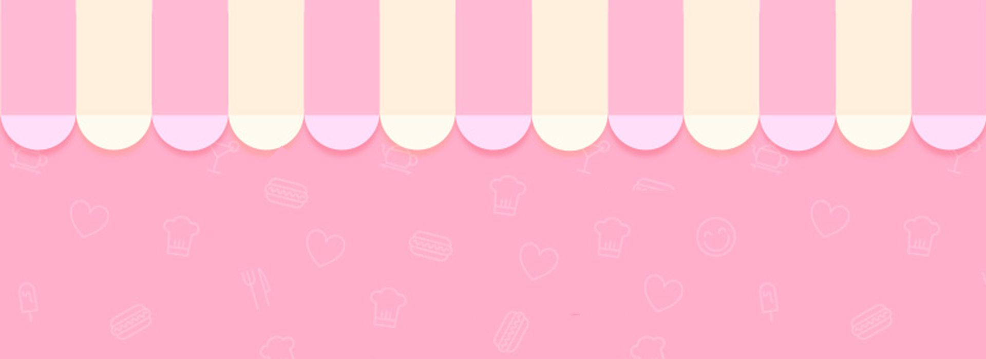 Fundo Rosa Amor Cute Pink Background Cupcakes Wallpaper Pink Background