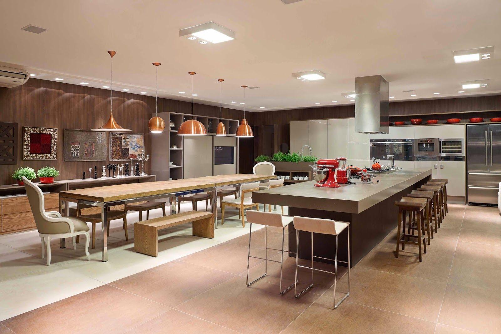 20 Cozinhas Modernas E Sofisticadas Inspire Se Ideias Para A