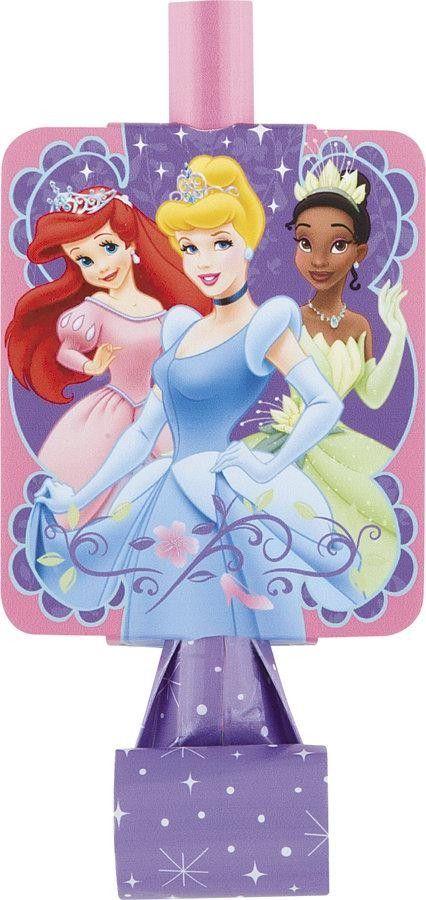8 flutes de Princesses