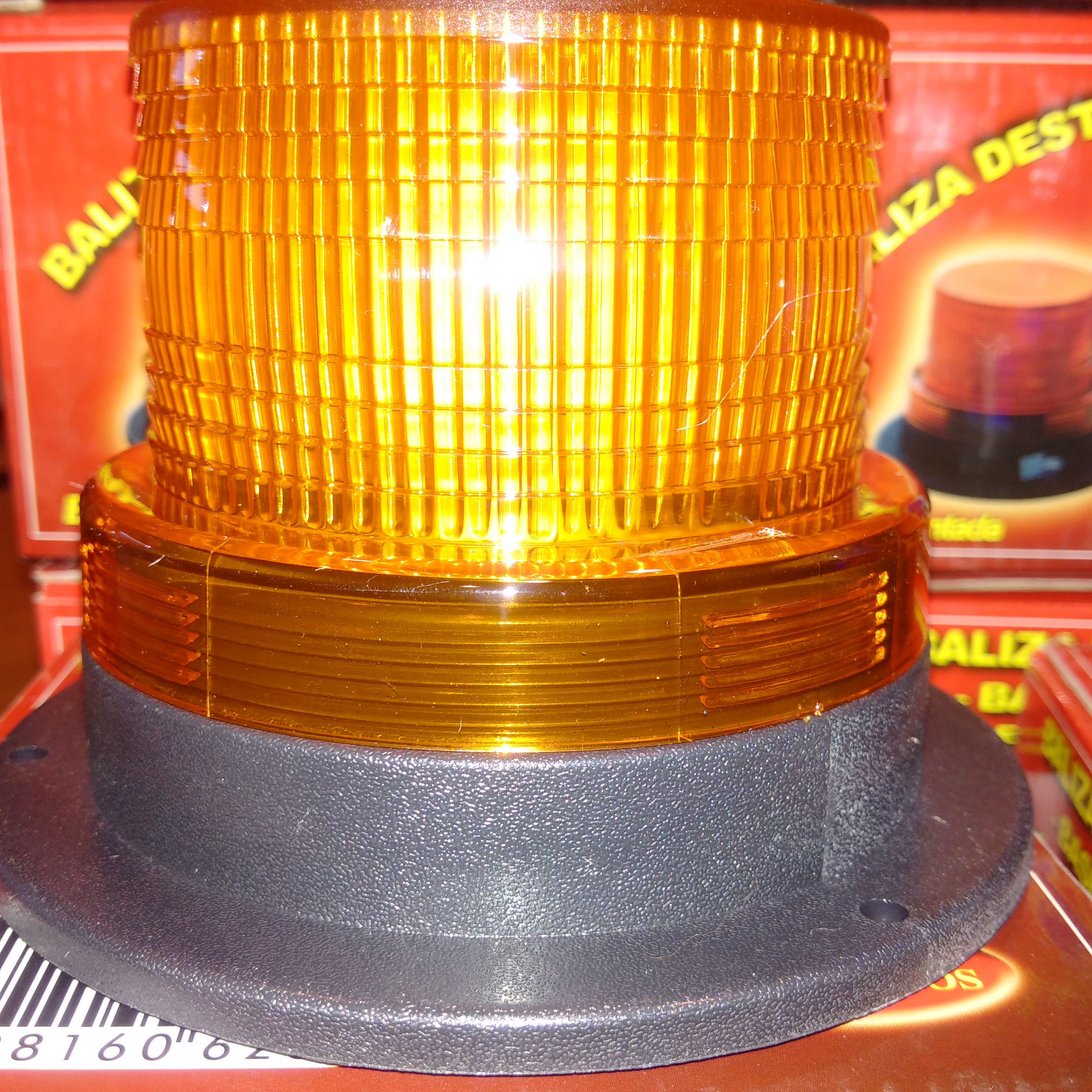 Baliza Base Imantada Colores Varios 12v Efectos Intermitentes Comprala Hoy Mismo En Solar Y Eolica Srl O Por Medio Del Siguien Novelty Lamp Table Lamp Lamp