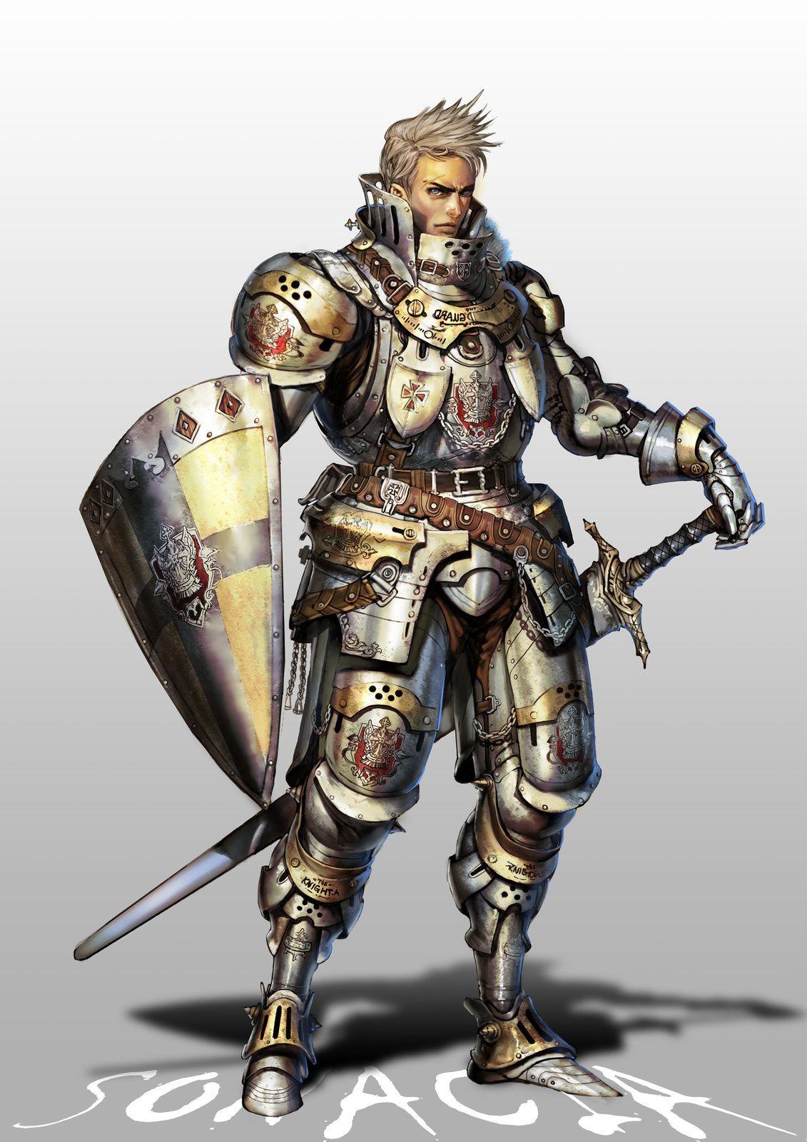 knight, Youngmin suh on ArtStation at http://www.artstation.com/artwork/knight-c309699d-9ac1-4c93-b619-1202678951f1