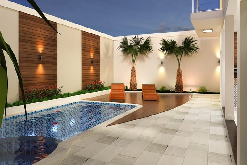 Plano de casa con un dise o innovador planos de casas for Programa diseno de piscinas 3d gratis