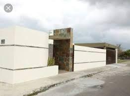 Resultado de imagen para fachadas de bardas frontales for Fachadas de bardas para casas pequenas