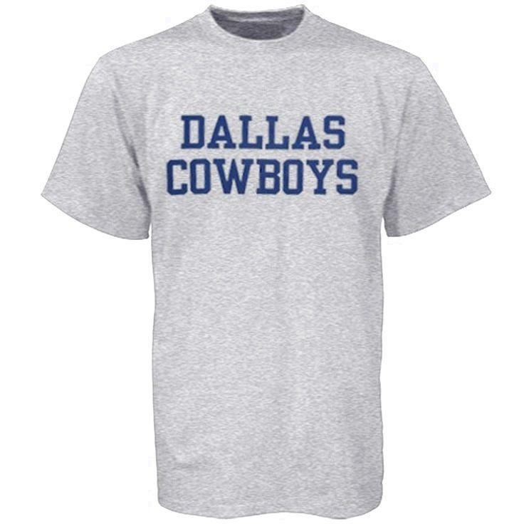 Reebok Dallas Cowboys Ash Coaches T-shirt -  17.59 8042e0eba