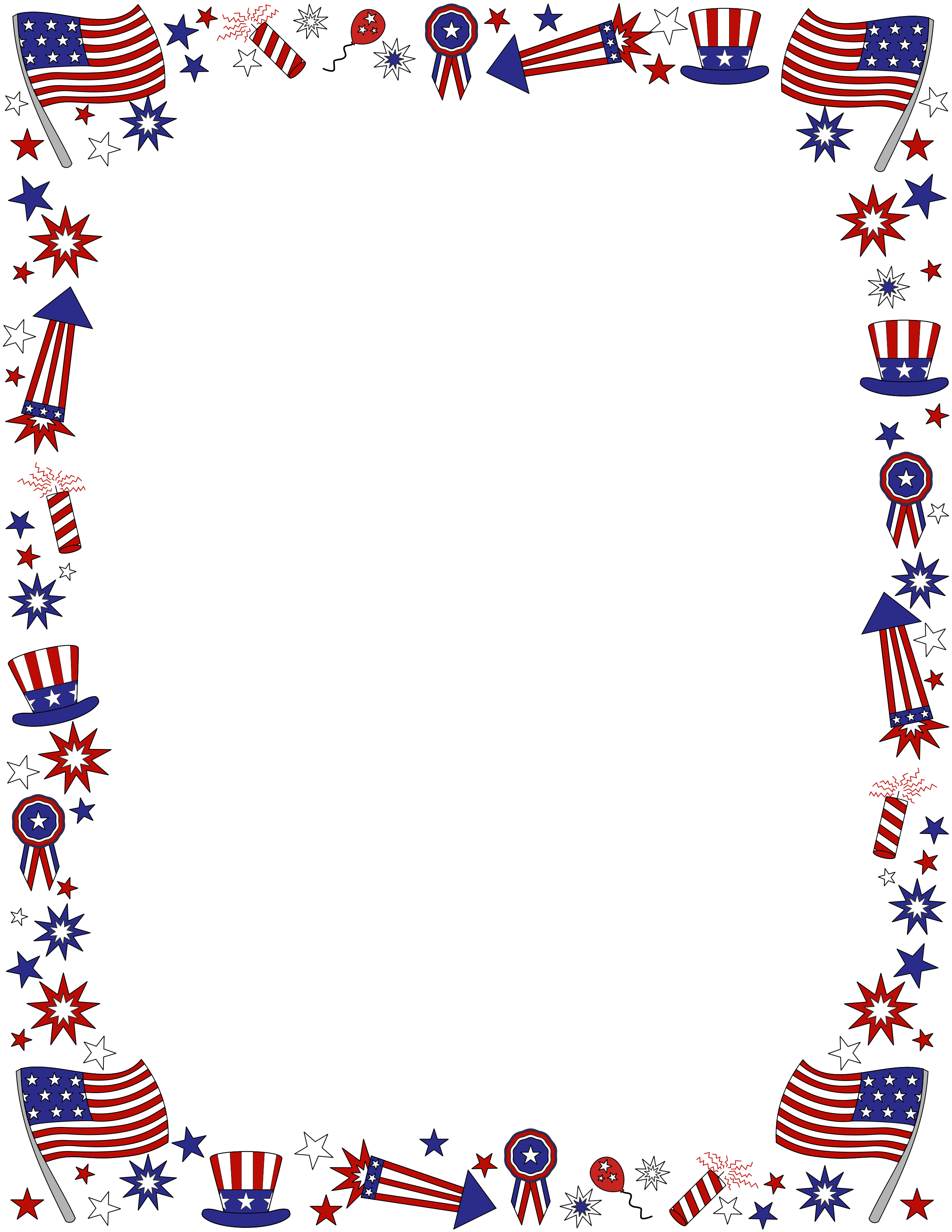Memorial Day Clip Art Free Black Amp White Images Pictures