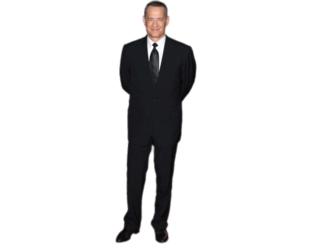 Tom Hanks Standing Png Image Tom Hanks Toms Celebrities