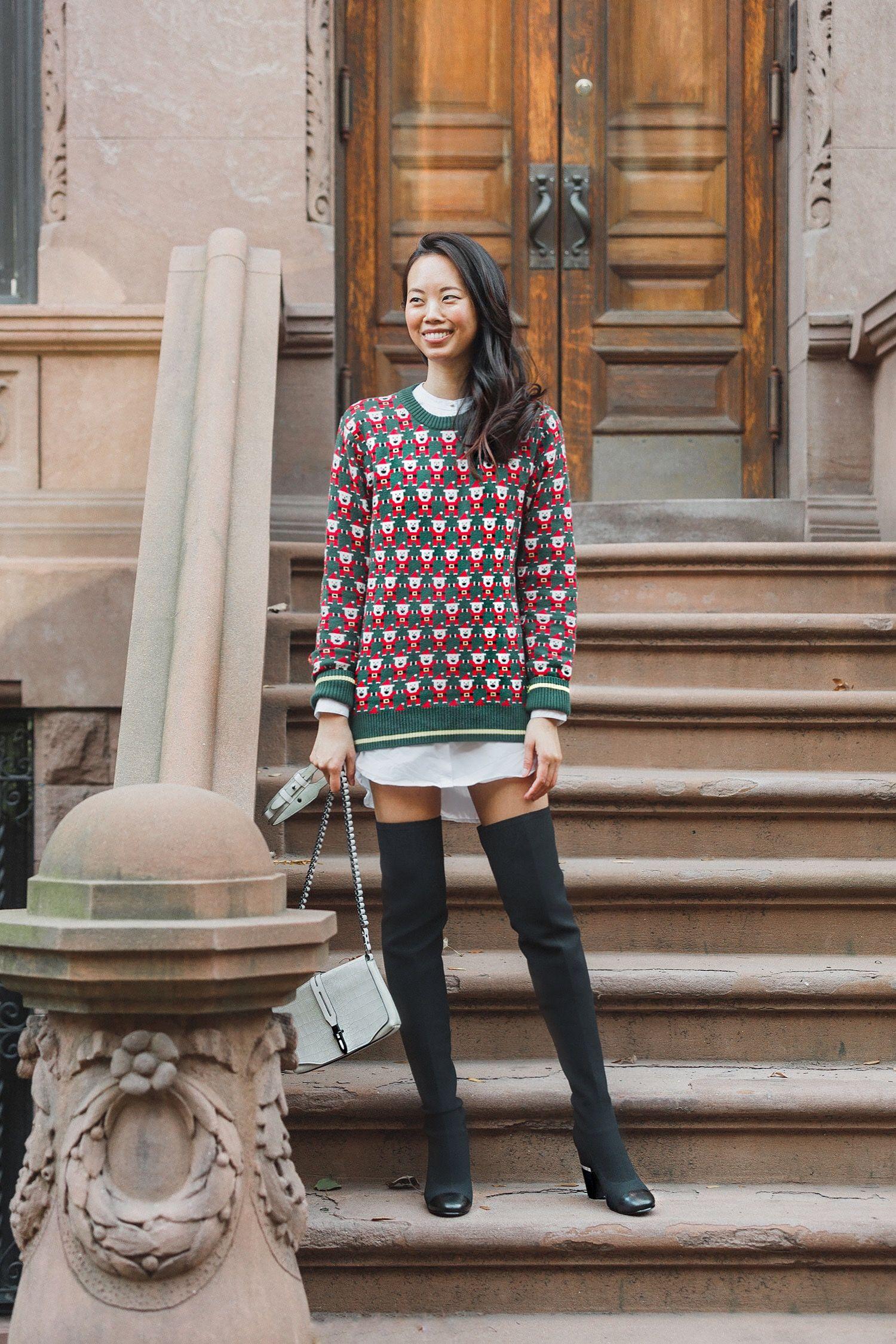 0bb2e4d46ca 17 Ugly Christmas Sweater Ideas