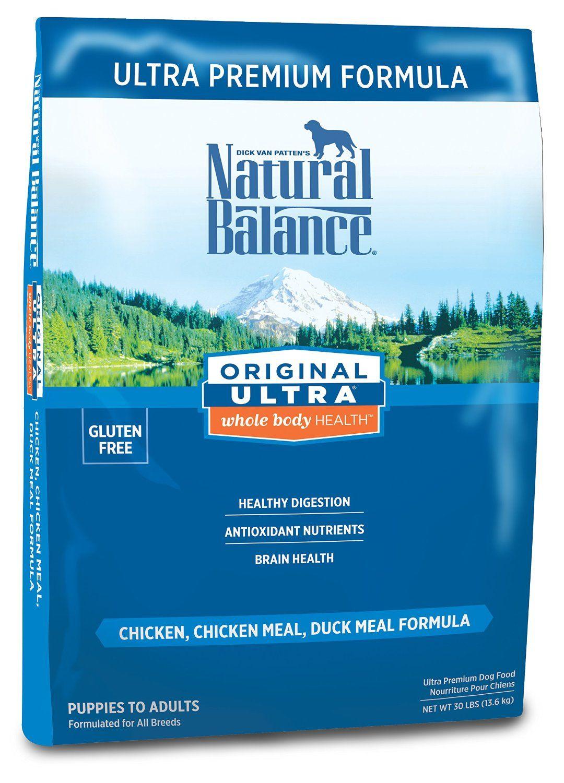 5 natural balance original ultra whole body health dry