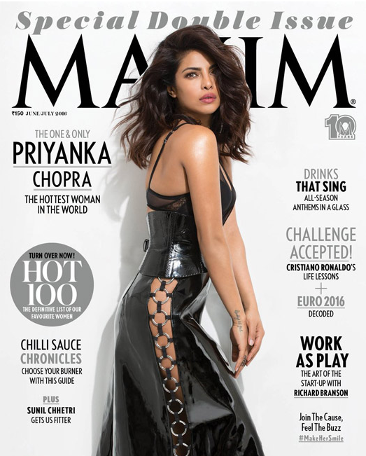 Actress Priyanka Chopra is just unstoppable. She has been killing it literally with every single move. Now once again, PeeCee has featured
