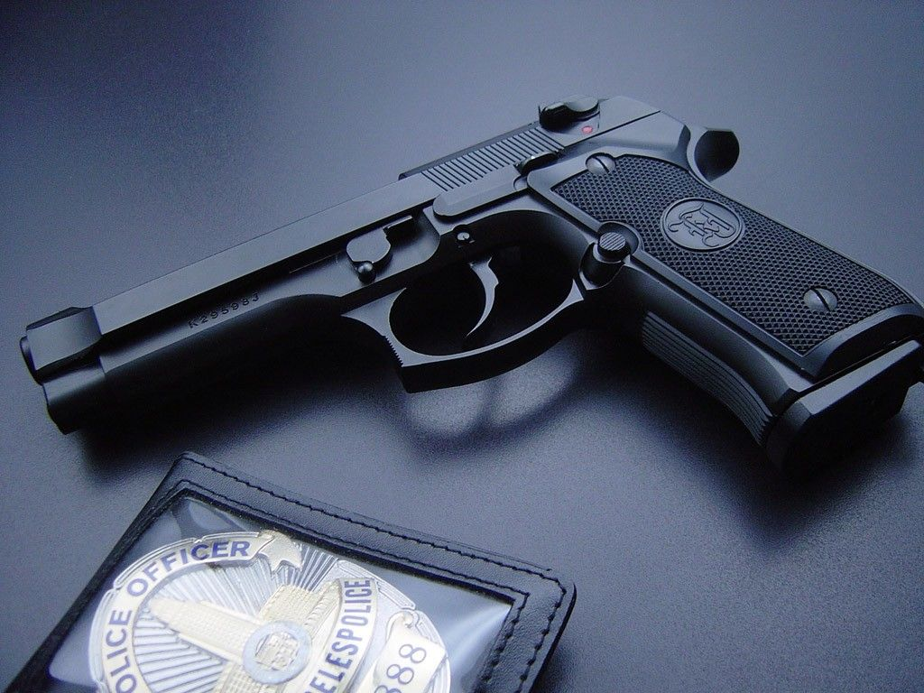 Wallpaper 9mm Pistol Download