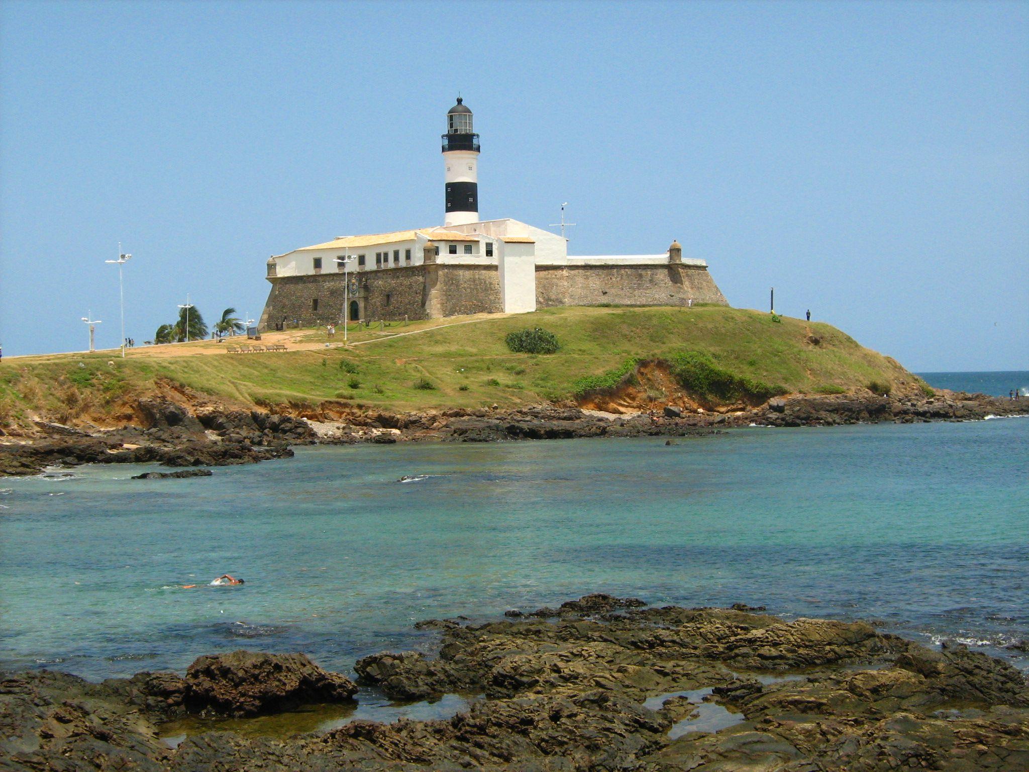 Farol da Barra  Salvador - Bahia