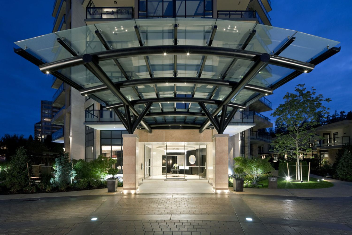 Hotel Entrance Canopies