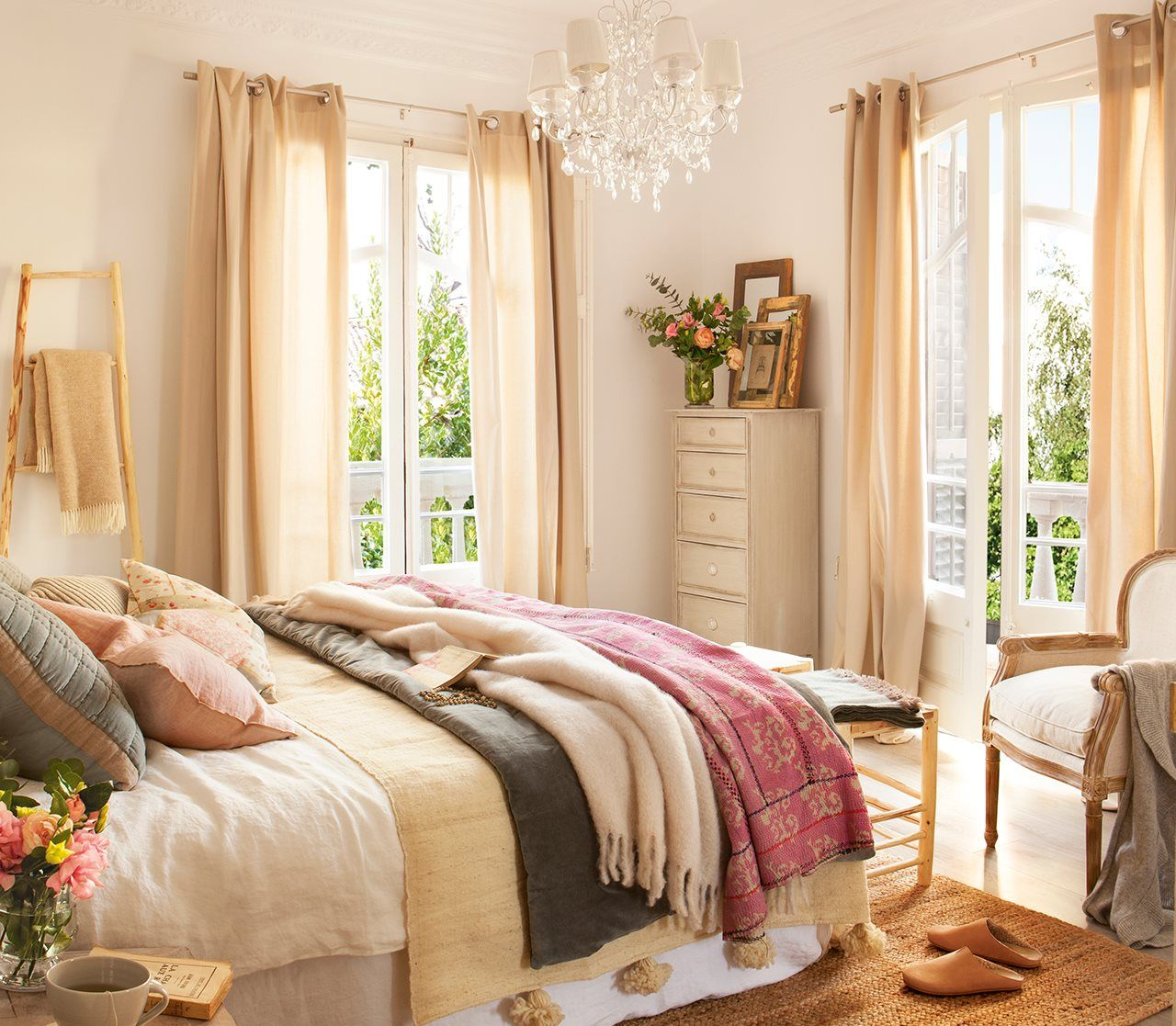 Trucos para conseguir un dormitorio de revista dise o for Revistas decoracion dormitorios