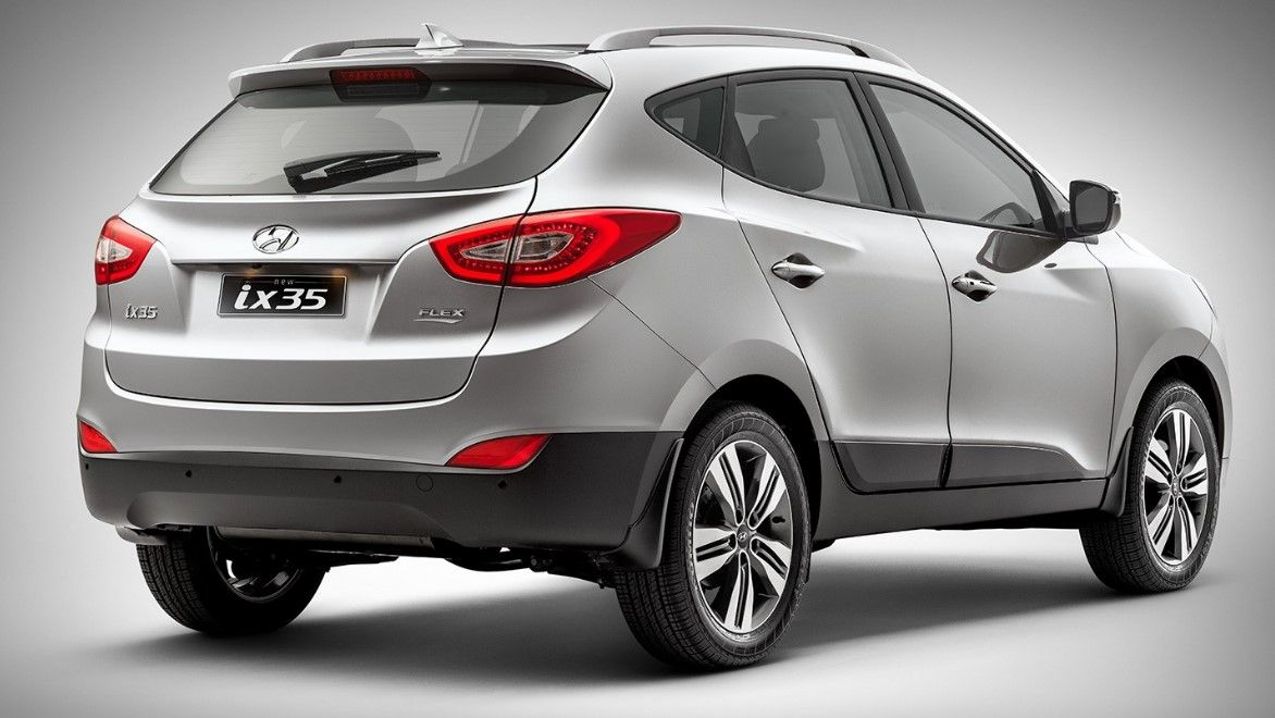 Hyundai Ix35 2018 Styling Vehiclesnotify Com Pinterest