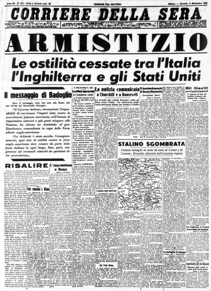armistizio