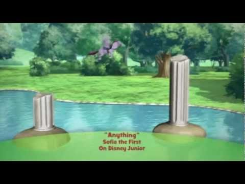 Sofia The First - Anything - Music Time - Disney Junior Official - YouTube