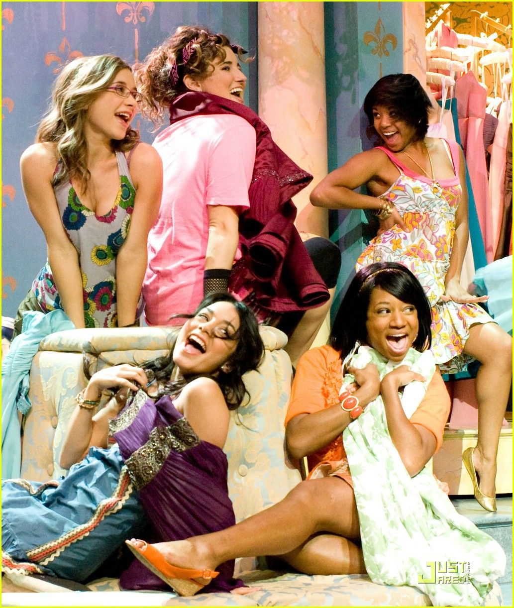 hsm3 hsm3 movie stills new ashley tisdale corbin