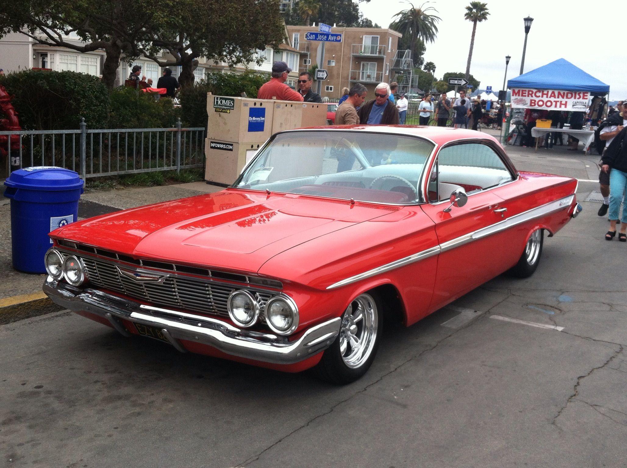 Yup, Impala.
