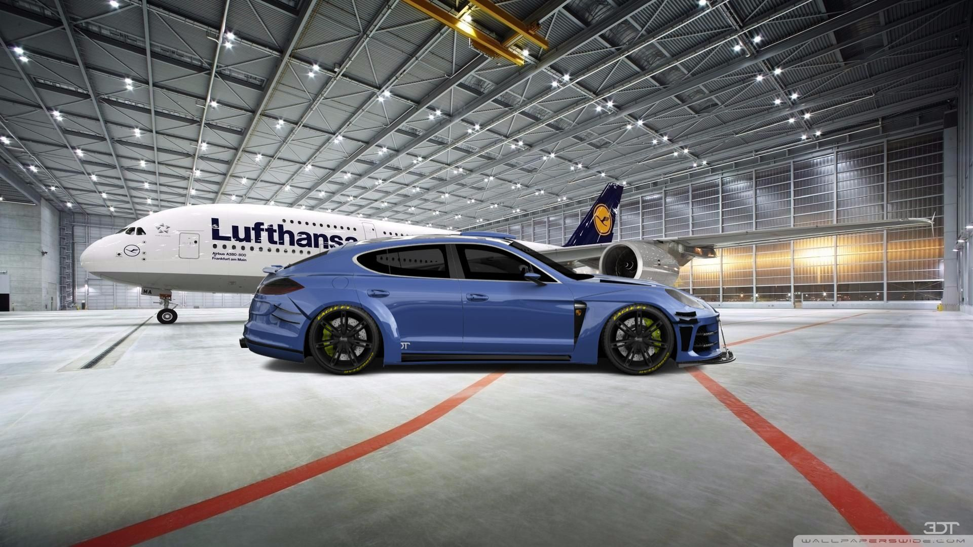 Checkout my tuning Porsche Panamera 2012 at 3DTuning 3dtuning
