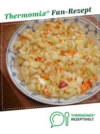 Photo of Kohlrabi salad with carrot and apple suitable for ww