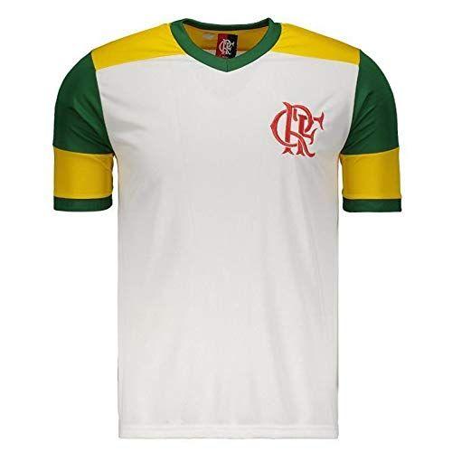 a2e4c33be5 Camisa Flamengo Brasil Retrô FutFanatics #seleção #mengão #maiodomundo #Fla  #maiordorio #
