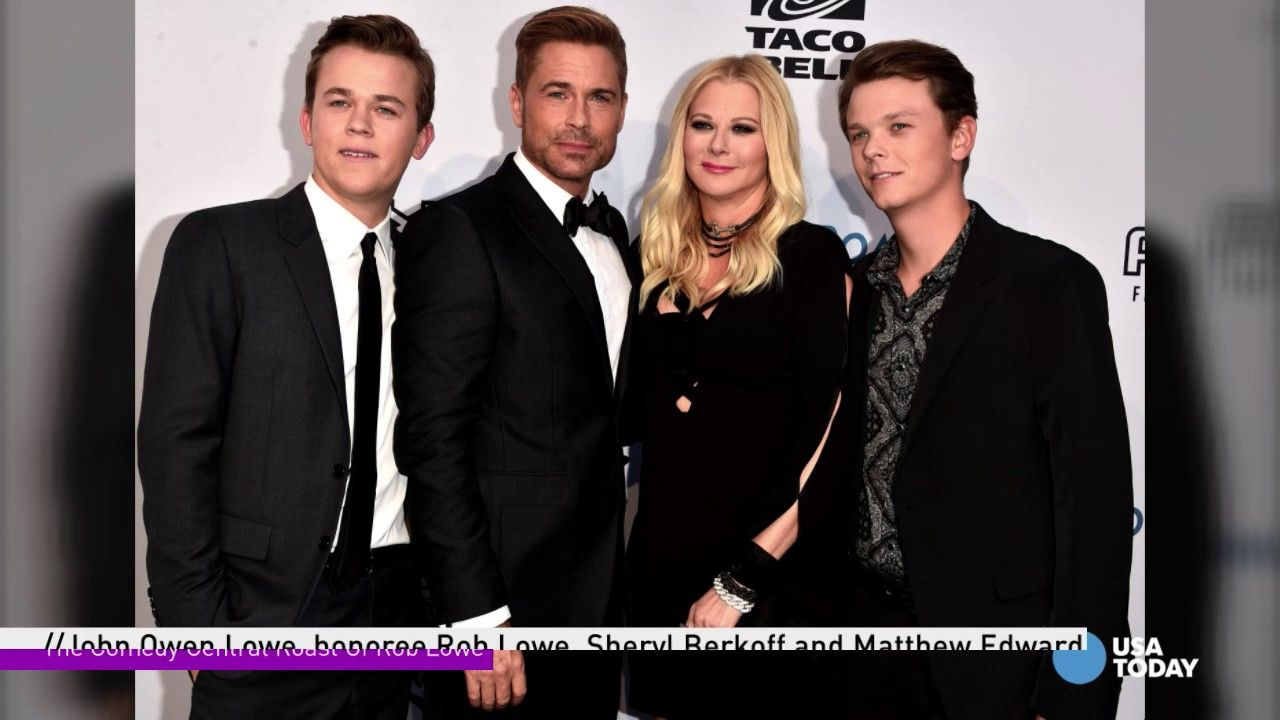 Rob Lowe turns show biz into family affair | NEWS USA ...