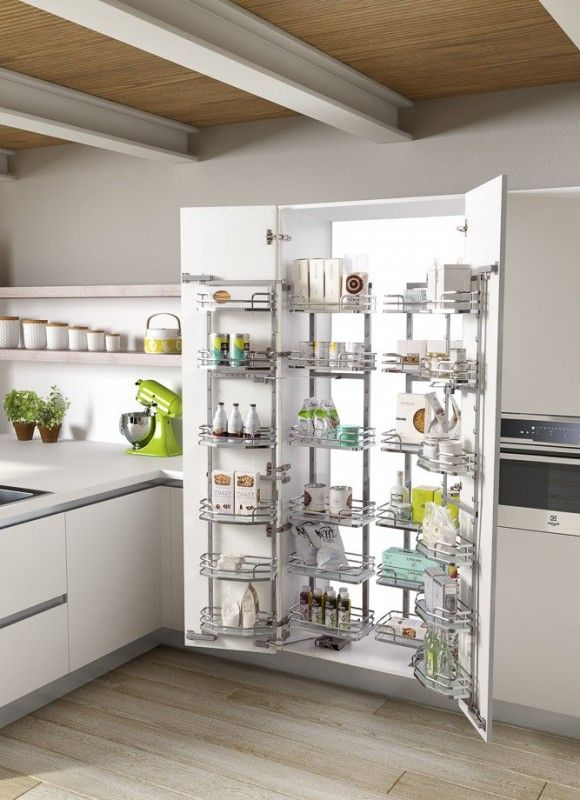 Swing Out Pantry Unit