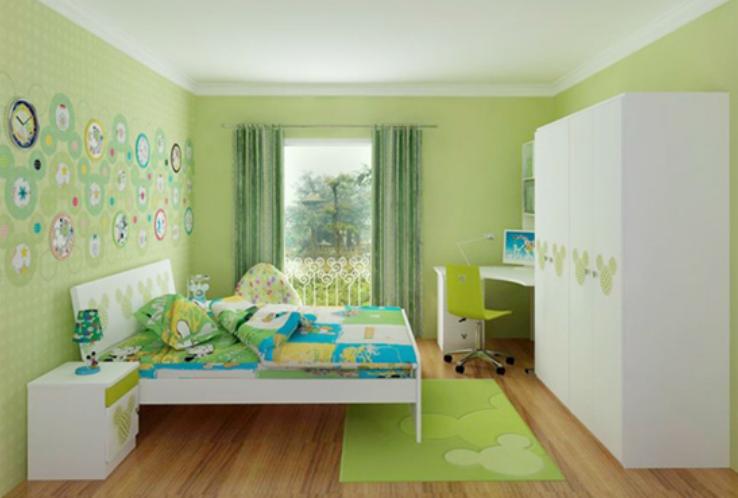 Feng Shui Tips For Childrenu0027s Room Color Green