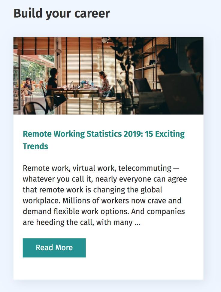 Remote Working Statistics 2020 15 Exciting Trends