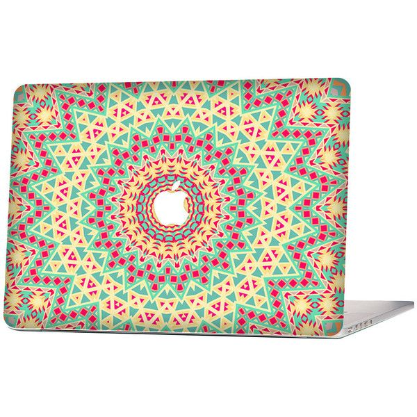 Aztec pattern macbook decal macbook stickers macbook skin macbook case 18