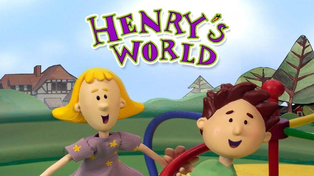 Canadian stopmotion series henrys world childhood