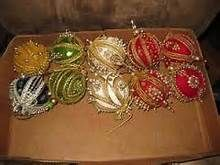 vintage victorian beaded ornaments - Yahoo Search Results Yahoo Image Search…