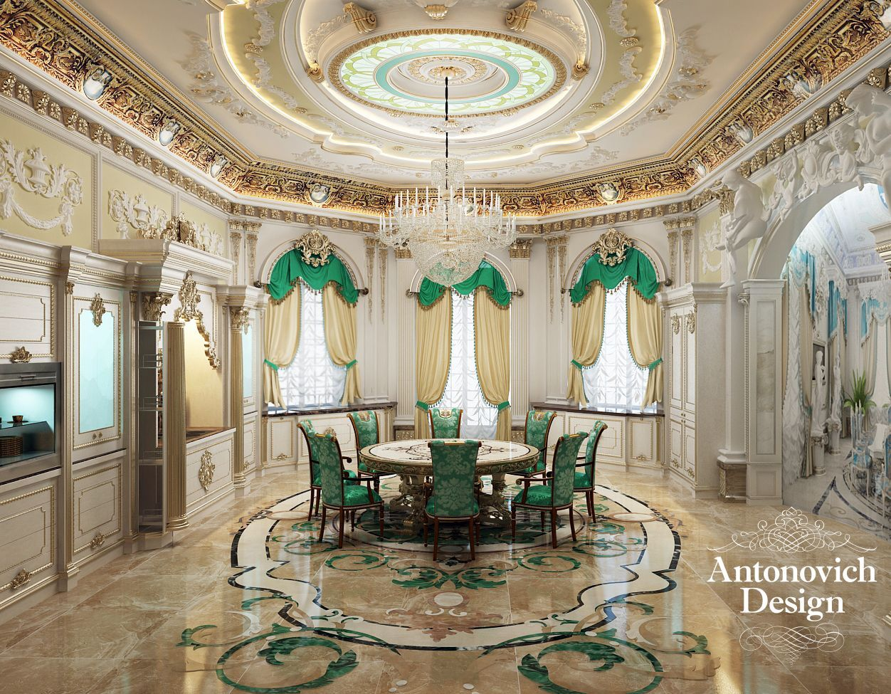 Kitchens dubai from antonovich design -  Antonovich Design Morning Coffee In The Best Traditions Of Antonovich