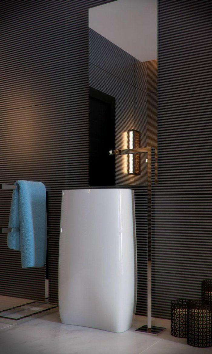 Pin di AMR su Salle de bain (con immagini) Bagni moderni