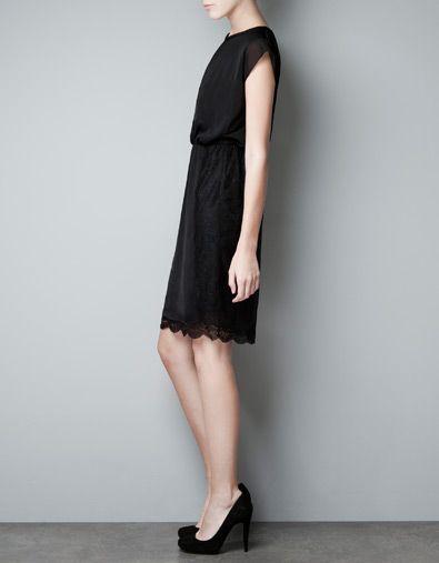 Abiye Budur Zara 2013 Yili Elbise Modelleri Elbise Modelleri The Dress Zara