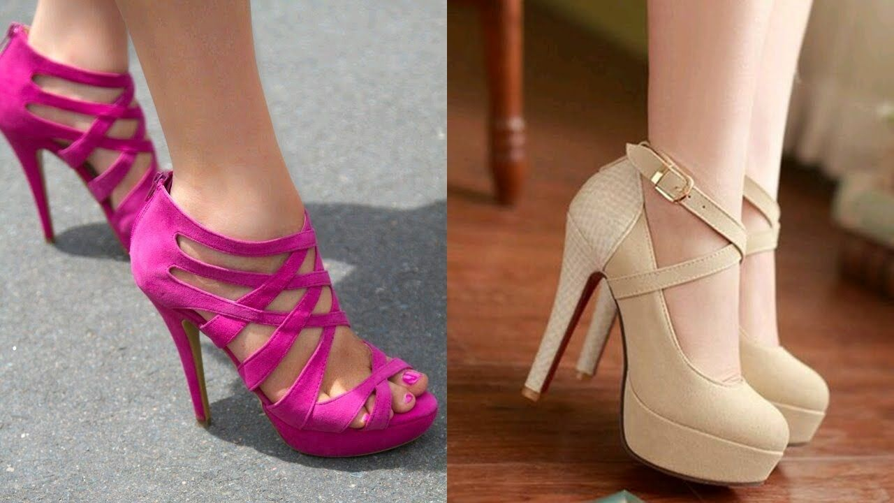 86ecd144259 TENDENCIAS EN ZAPATOS DE MODA 2016 - YouTube