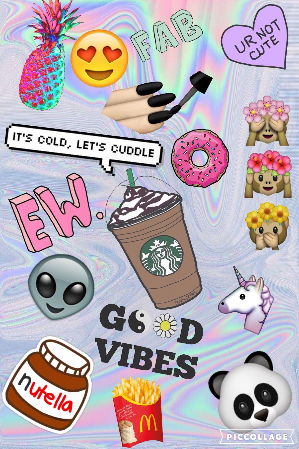 Wallpaper Tumblrwallpaper Starbucks Hipster Iphone Lockscreen Alien Summer Pineappl Starbucks Wallpaper Pink Wallpaper Iphone Iphone Wallpaper Vintage