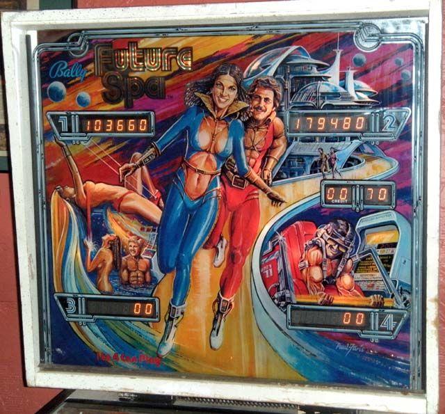 Bally 'Future Spa' 1979