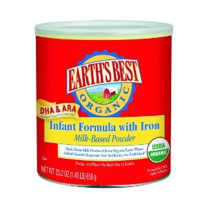 Best Organic Baby Formula Top 3 Rated In 2020 Reviews Baby